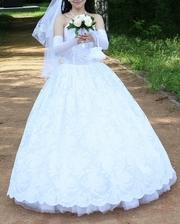Свадебное платье из Германии