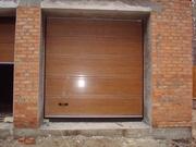 Ворота секционные в Борисове. Ворота гаражные и промышленные.