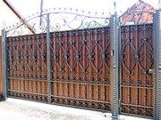 Ворота, заборы, калитки.