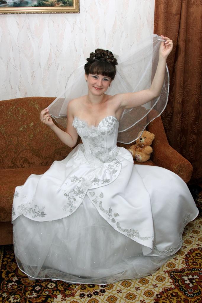Свадебное платье на прокат в борисове
