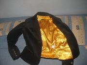 Пиджак с элегантной кофтой