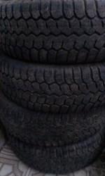 Продаётся комплект зимней резины Amtel NordMaster ST 185/65 R14.