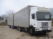 Международные перевозки по Европе,  автомобильные перевозки