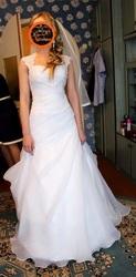 свадебное платье борисов
