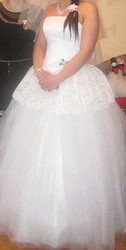 Счастливое свадебное платье в Борисове