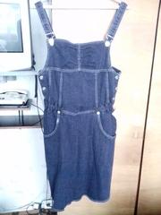 Продаю: Сарафан джинсовый для беременных,  новый,  размер 46-48
