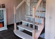 Лестницы Деревянные. Меж.этажные Борисов