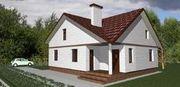 Проект,  смета  на строительство  дома,  коттеджа,  дачи.