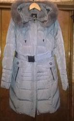 продам зимнее пальто 50 р.