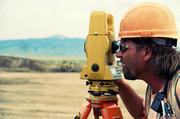 Геодезия,  Топография и Геология для проектирования