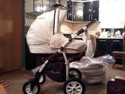 Продам детскую коляску 2 в 1 б/у один год , Борисов