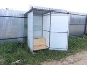 Туалет для дачи с бесплатной доставкой по всей территории  Беларуси.