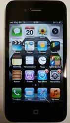 Продам iPhone 4S 32GB iOS 6.0.1(10A523)