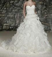 Свадебное платья размер 42-46