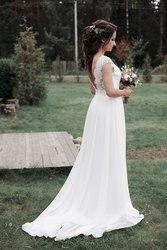 Свадебное платье,  б/у,  Борисов