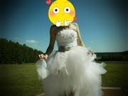 Продам красивое свадебное платье, г.Борисов